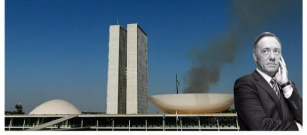Seriado 'House Of Cards' é comparado com crise política brasileira