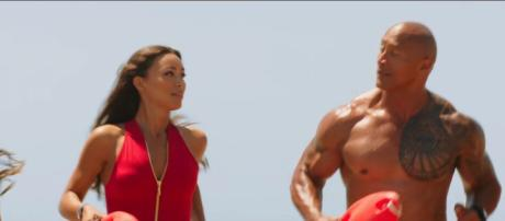 """""""Baywatch"""" has been a disappointment - YouTube / Paramount Pictures"""