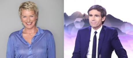 "France 2 : Elise Lucet reprend ""Envoyé Spécial"", David Pujadas ... - telerama.fr"