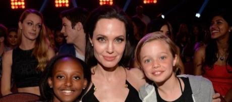 Mother of Angelina Jolie's adopted daughter just wants her ... - olodonation.com