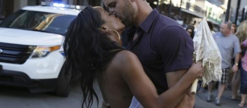 ABC Casts First Black 'Bachelorette' - Screenshot