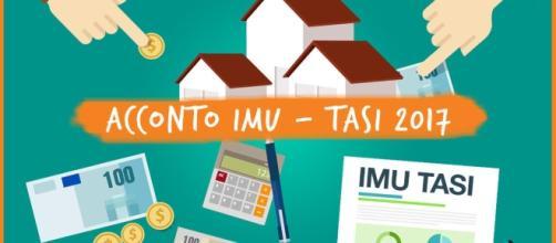 Acconto IMU - TASI 2017 : tutte le info su pagamento, calcolo e scadenza