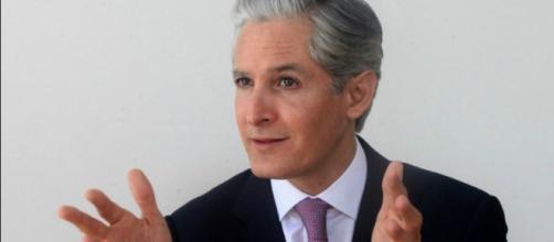 Alfredo del Mazo, candidato del PRI