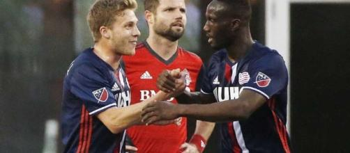 Angoua, Agudelo help Revolution beat Toronto FC 3-0 - The ... - theintelligencer.com