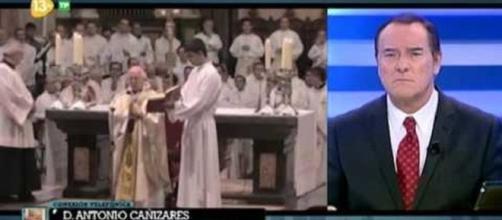 Cardenal Antonio Cañizares en 13TV.
