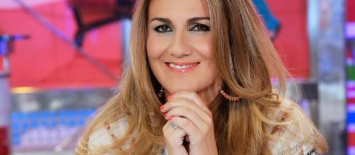 Carlota Corredera, a corazón abierto: ¿Se lleva mal con Paz ... - diezminutos.es