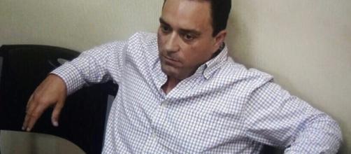 Detienen en Panamá al exgobernador de Quintana Roo, Roberto Borge.