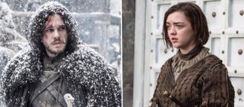 Game of Thrones': Will Jon Snow meet Arya again? - Business Insider - businessinsider.com