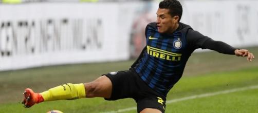 Jeison Murillo - Joueur de l'Inter Milan