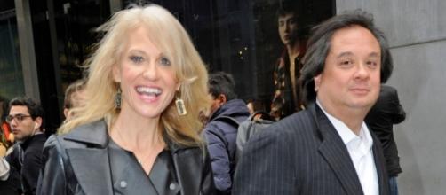 Kellyanne Conway's husband expects to land top DOJ job - freerepublic.com