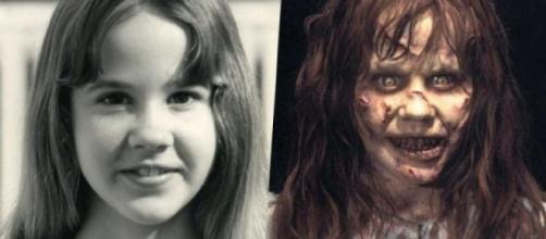 """Linda Blair interpretou Regan MacNeil no filme """"O exorcista"""""""