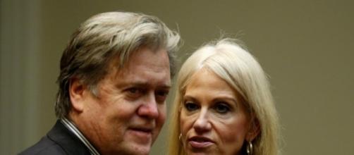 Lobbyists among 17 White House staff Trump grants ethics waivers to -image credit aol.com