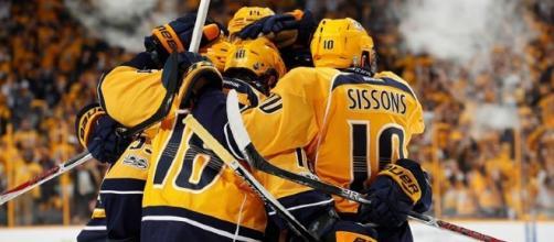 Los Predators buscarán empatar la serie a 2. NHL.com.