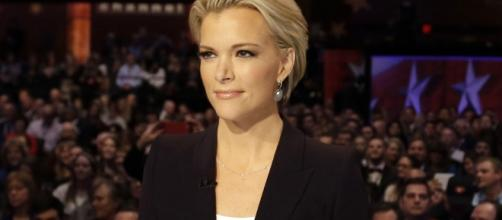 Megyn Kelly on television from a Screenshot