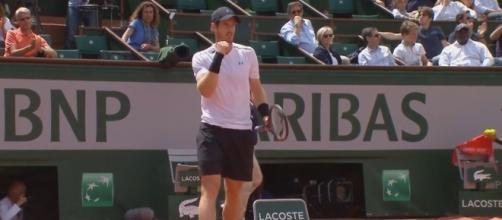 Murray advances into the last eight, Roland Garros Youtube channel https://www.youtube.com/watch?v=WLGLupbeeLI