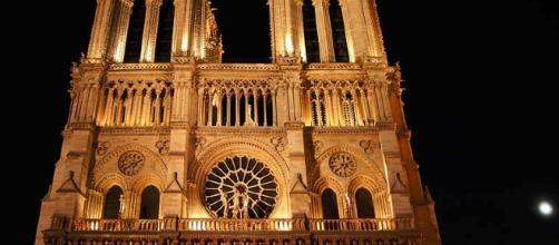 Notre Dame by Author Héctor Rodríguez cc via Wikimedia