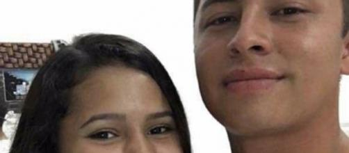 O que era para ser apena mais uma selfie de casal, acabou virando polêmica e assustando a todos