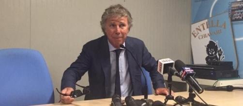 Preziosi furioso per la fuga di notizie sulla cessione del Genoa