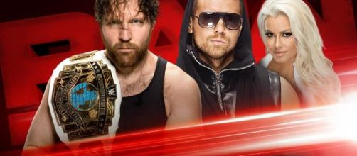 The Miz battled Dean Ambrose for the IC title at 'Extreme Rules' 2017 on Sunday. [Image via Blasting News image library/f4wonline.com]