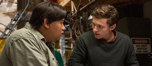 Tom Holland plays Peter Parker in the upcoming film from both Marvel and Sony. (Chuck Zlotnick/CTMG/Marvel/Sony)