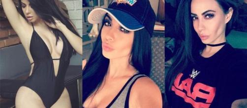 Variedad de selfies - Jimena Sanchez