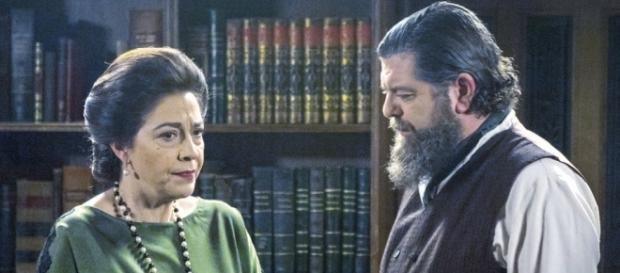 Francisca ricatta Mauricio, dovrà sposarsi