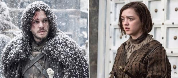 Game of Thrones': Will Jon Snow meet Arya again? - Business Insider - businessinsider.com