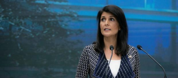 Haley says everyone knows Russia meddled in 2016 elections/Photo via Flickr/United States Mission Geneva
