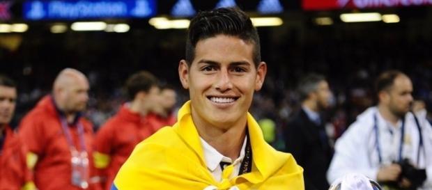 James Rodríguez más cerca que nunca de salir del Real Madrid.