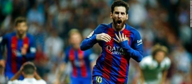 Messi quiere a Di María en el Barcelona