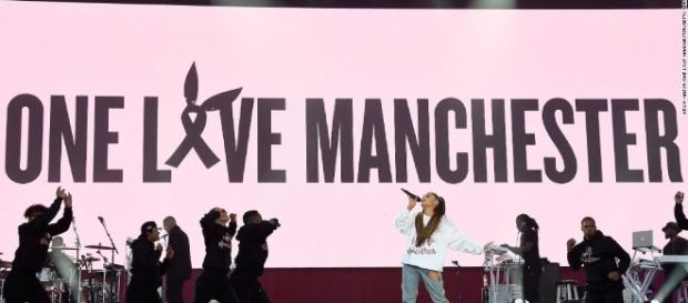 One Love Manchester Concert - cnn.com