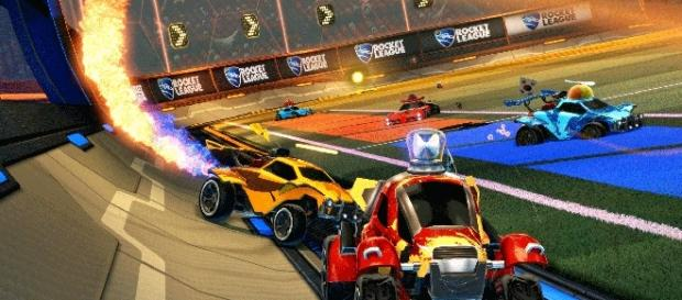 "Psyonix's ""Rocket League"" celebrates its second anniversary this July. (Psyonix)"