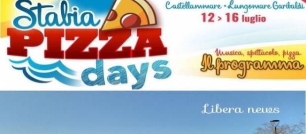 stabia pizza days a luglio sul lungomare