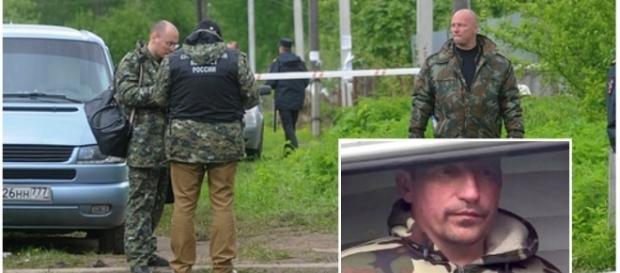 Suspectul Sergey Yegorov, acuzat de 9 crime brutale
