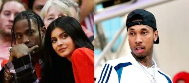 Travis Scott - Kylie Jenner- Tyga - algo.com
