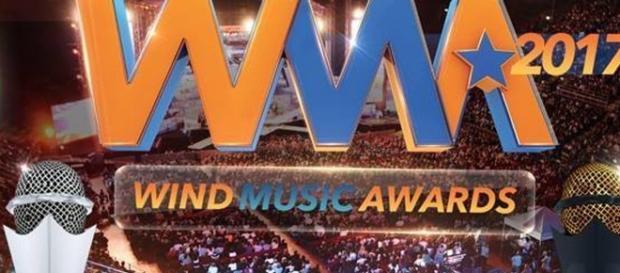 Wind Music Awards 2017 ecco la lista dei cantanti