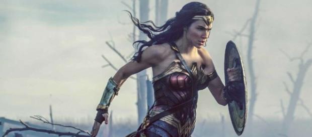 Wonder Woman' marks cinematic milestone. / from 'San Antonio Express-News' - mysanantonio.com