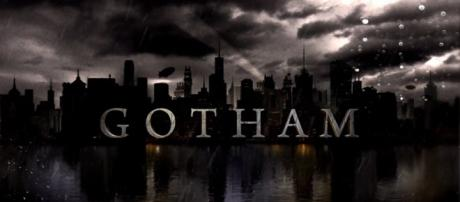 Gotham tv show logo image via Flickr.com