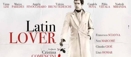 La locandina della film la regista Cristina Comencini