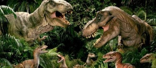 Afinal, não foi o tamanho do asteroide que matou os dinossauros. Foto: Reprodução/Jurassic World