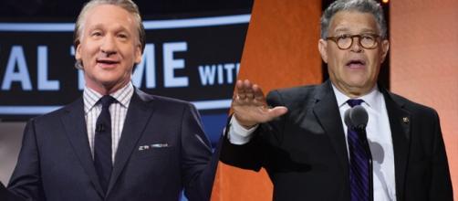 Al Franken Cancels Bill Maher Appearance, Calling N-Word Joke ... - longroom.com