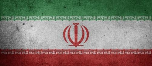 Bandiera della Repubblica islamica dell'Iran