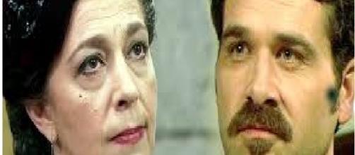 Donna Francisca e Cristobal diventeranno complici.