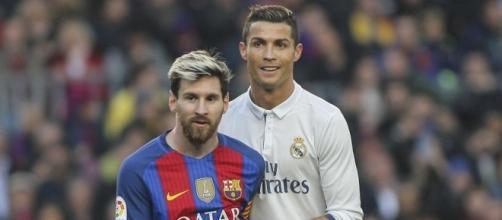 El meme quese rie de Messi y que CR7 hizo viral