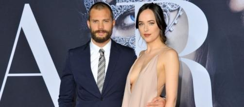 Fifty Shades Darker' Premiere: Dakota Johnson, Jamie Dornan, E.L. ... - hollywoodreporter.com