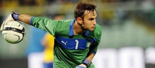 Francesco Bardi, portiere di proprietà dell'Inter.