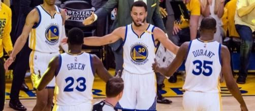 Gambling Odds on Warriors to Go Undefeated in Playoffs Are No ... - thebiglead.com