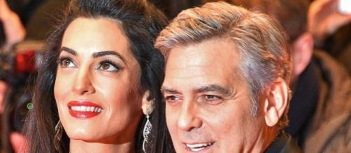 George and Amal Clooney are proud parents of twins, a girl and boy - Photo: Wikimedia Common Use