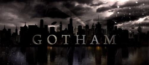 Gotham tv show logo image via Flickr.com