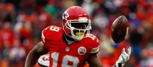 Jeremy Maclin, Justin Houston questionable for Chiefs - The Boston ... - bostonglobe.com